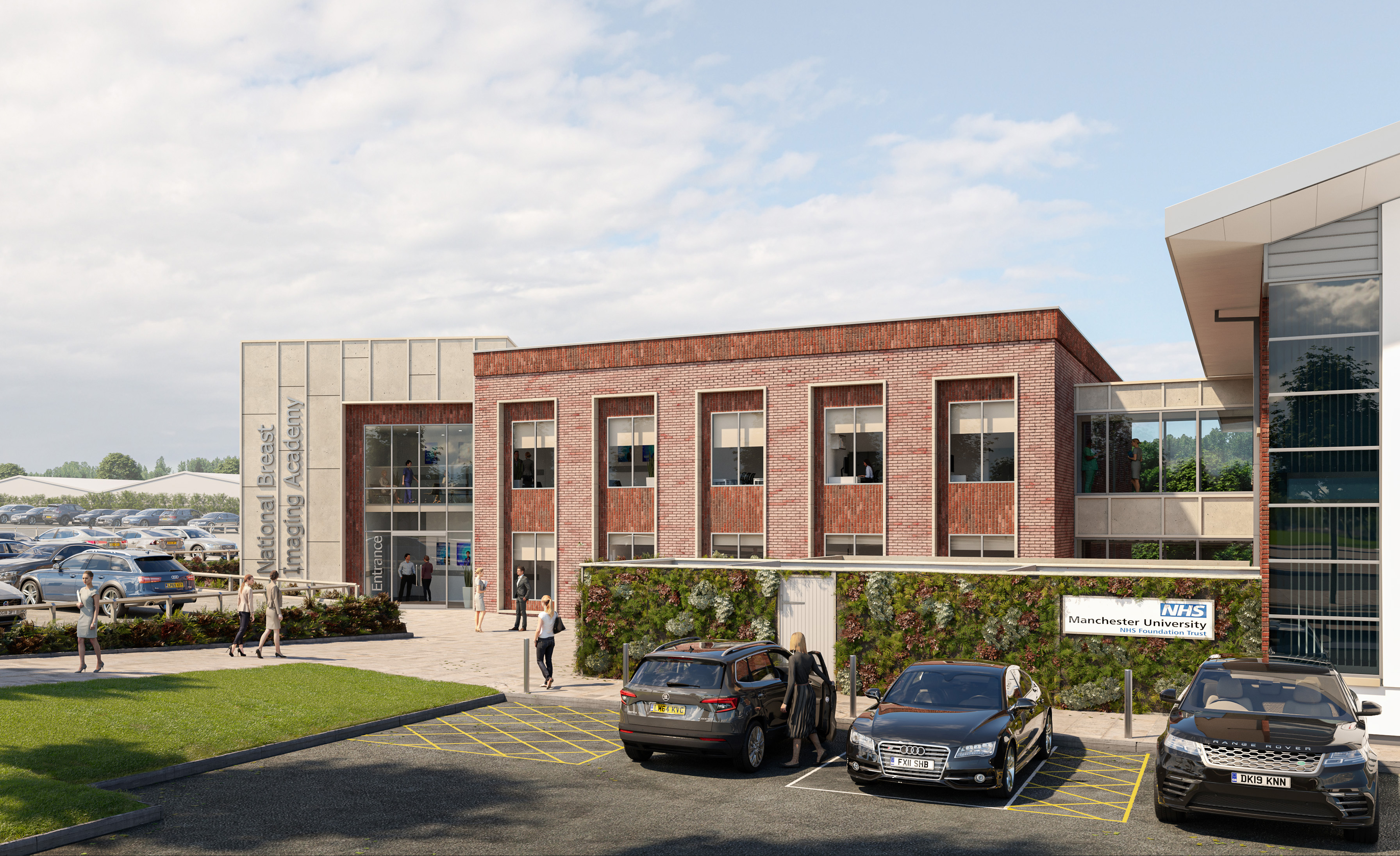 Planning permission given for new NBIA training facility