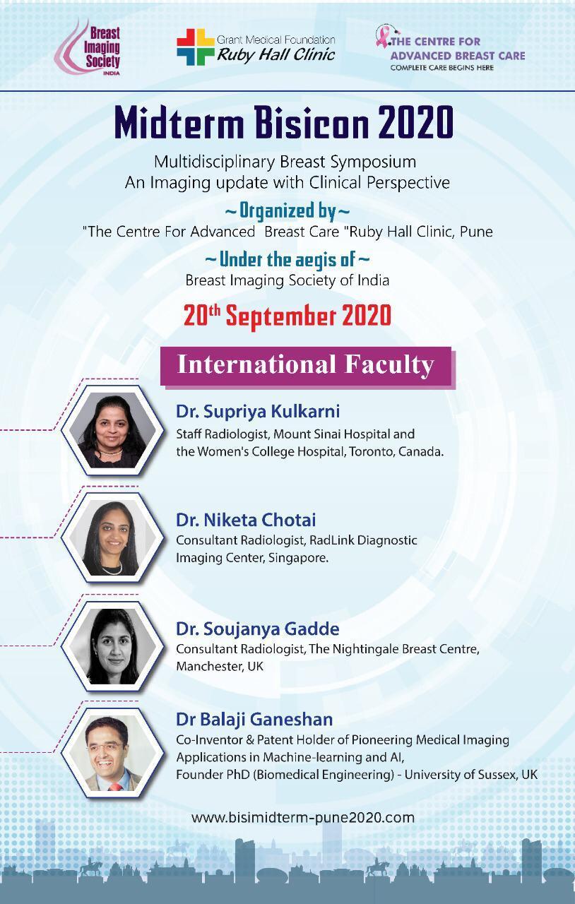 NBIA expert speaks at international breast imaging conference