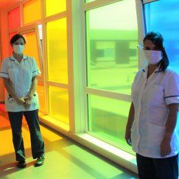 Success for Mammography Associate apprentice Karen